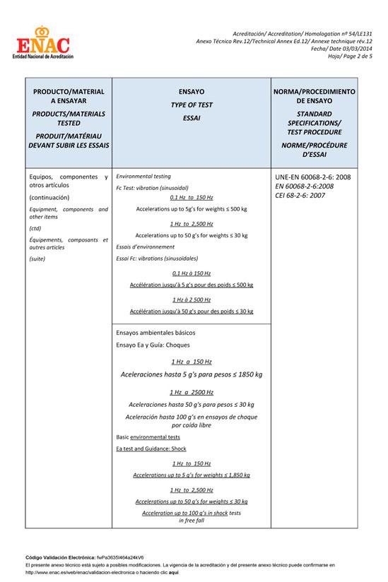 (Español) Ensayos ambientales básicos 60068-2-6