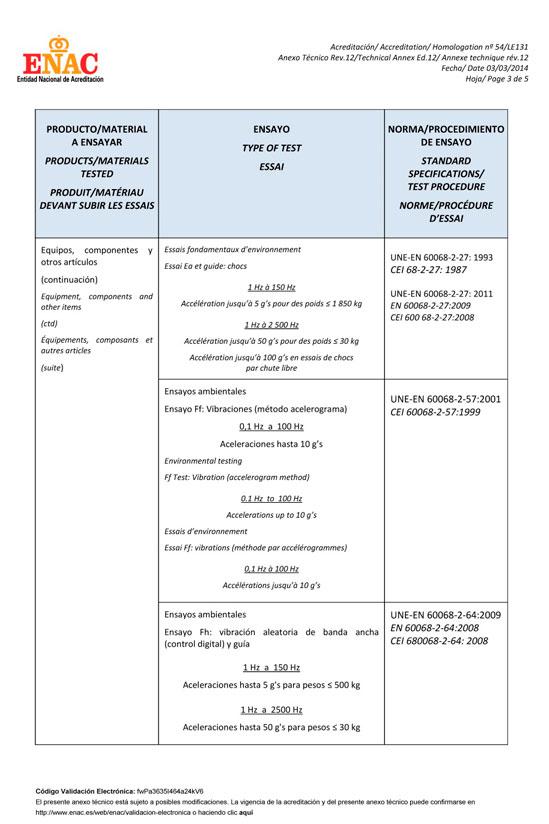 (Español) ensayos de vibraciones y ensayos ambientales