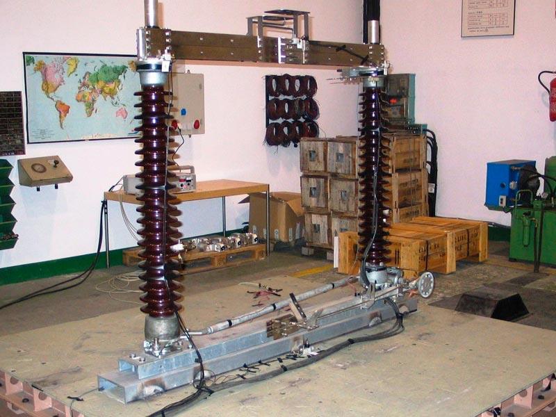(Español) ensayos de vibraciones en sector electrico