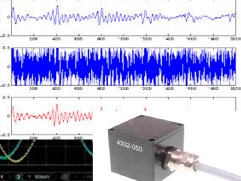 instrumentación laboratorio ensayos de vibracion y choque