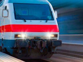 Ensayos de vibración aleatoria en vehículos ferroviarios